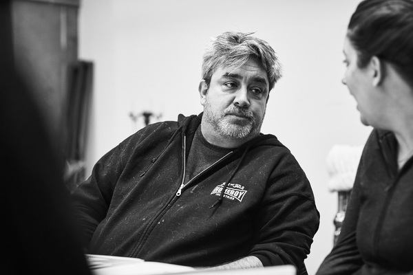 Photo Flash: In Rehearsal with OUR LADY OF 121ST STREET Directed by Phylicia Rashaad