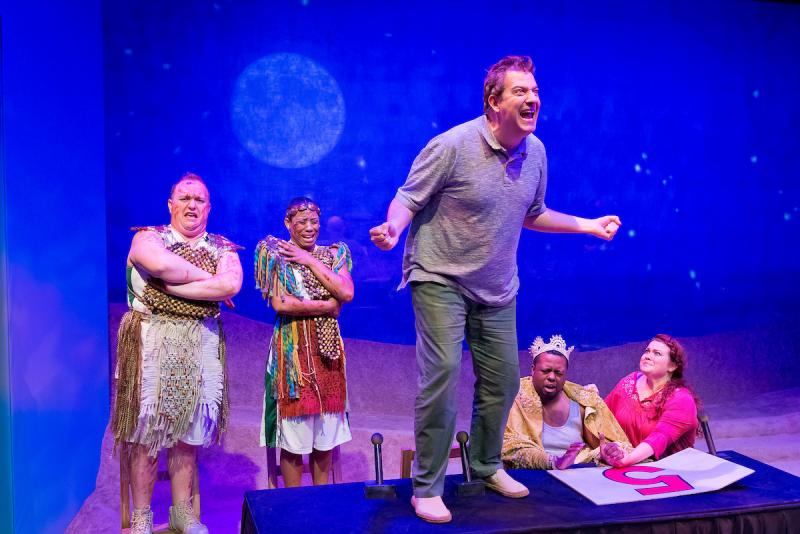 BWW Review: Clutch Play SMALL BALL Delivers for Catastrophic Theatre