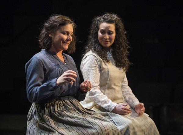 Elizabeth Ledo and Rana Roman Photo