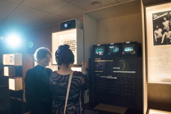 Photo Flash: CONCRETE DREAMS Exhibition Brings To Life Iconic Arts Venues