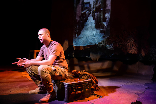 Photo Flash: Griffin Theatre Company Presents the Chicago Premiere of GHOSTS OF WAR