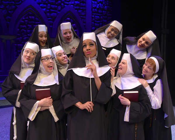 Photo Flash: Westchester Broadway Theatre Presents SISTER ACT
