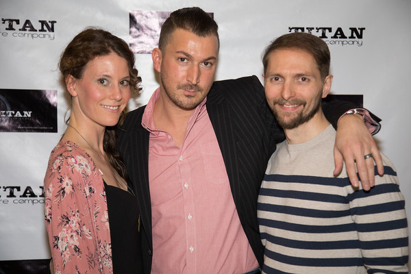 Photo Flash: Titan Celebrates Opening Of MUCH ADO ABOUT NOTHING!