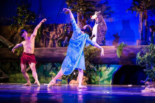 Photo Flash: Roxey Ballet Presents MOWGLI, THE JUNGLE BOOK BALLET