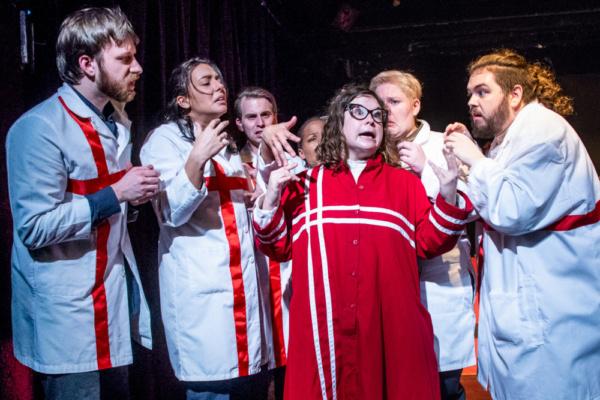 Photo Flash: BEDBUG Has Awakened at Medicine Show Theatre