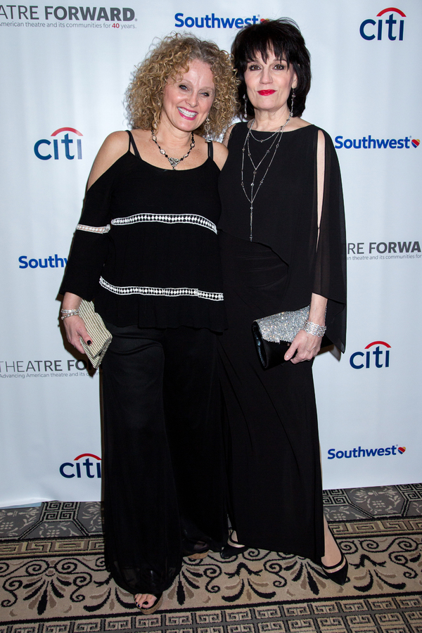 Ann Van Cleave, Beth Leavel Photo