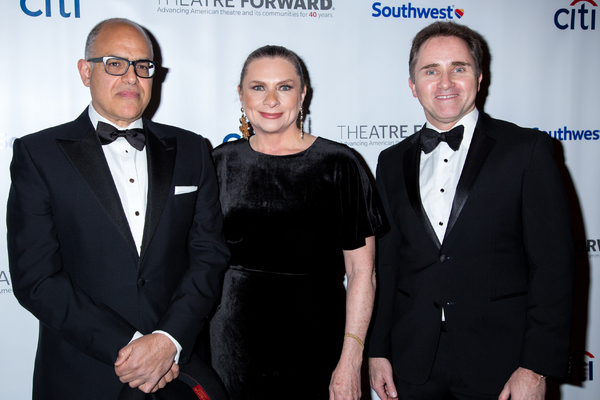 David Yazbek, Constanza Romero, Michael Murray