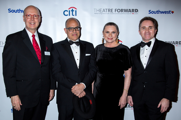 Bruce Whitacre, David Yazbek, Constanza Romero, Michael Murray