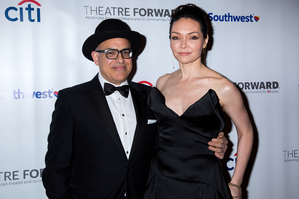 Photo Coverage: Theatre Forward Honors August Wilson, David Yazbek at Chairman's Awards Gala