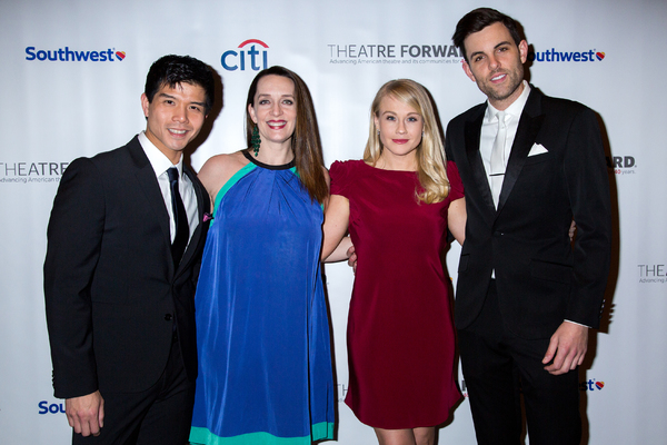 Telly Leung, Julia Murney, Carrie St. Louis, Zak Resnick