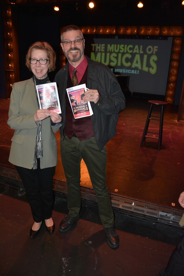 Joanne Bogart and Eric Rockwell