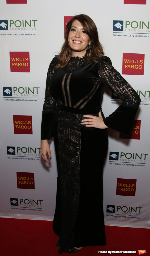 Photo Coverage: On the Red Carpet for the Point Honors New York!