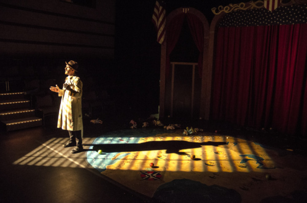 Photo Flash: Detroit Mercy Theatre Company's THE COMPLETE HISTORY OF AMERICA (ABRIDGED) Opens