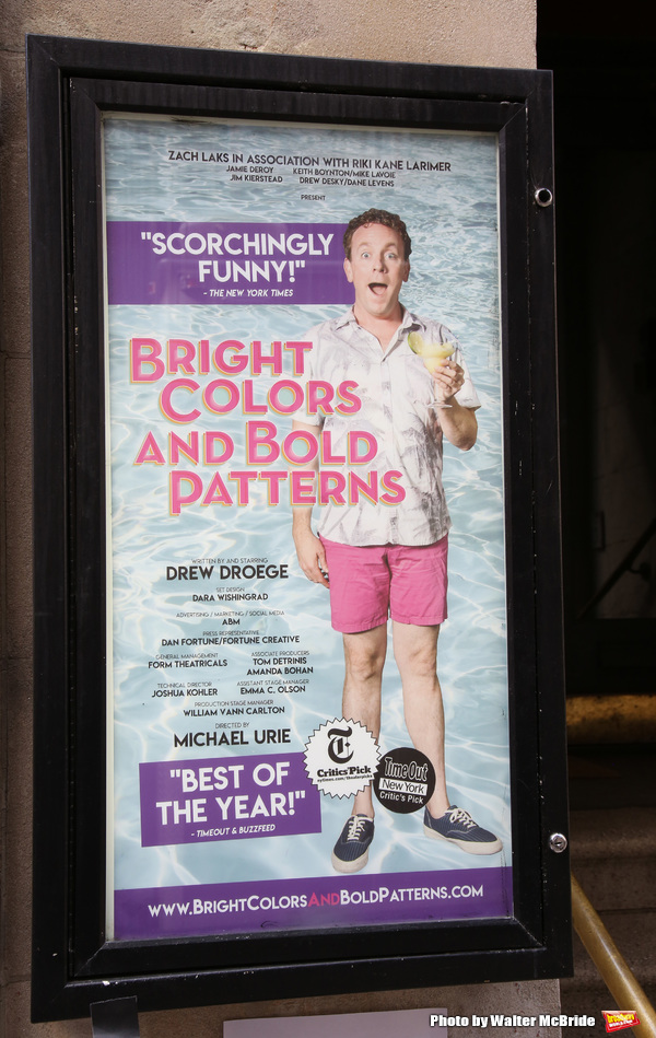 Photo Coverage: Go Behind the Scenes as BroadwayHD Films BRIGHT COLORS AND BOLD PATTERNS