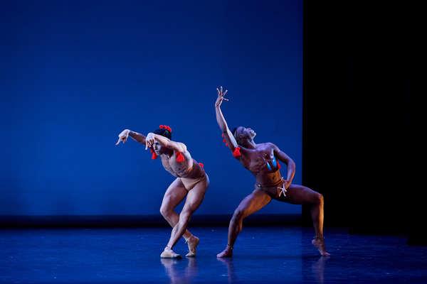 Photo Flash: Dance Theatre of Harlem's DOUGLA