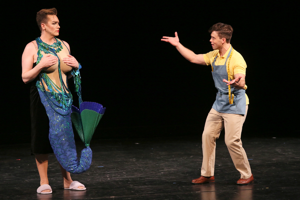 Photo Flash: WHEN PIGS FLY Takes Flight at Actor's Fund Benefit!