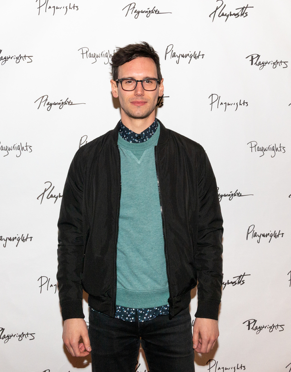 Photo Flash: Playwrights Horizons Celebrates Opening Night of THIS FLAT EARTH