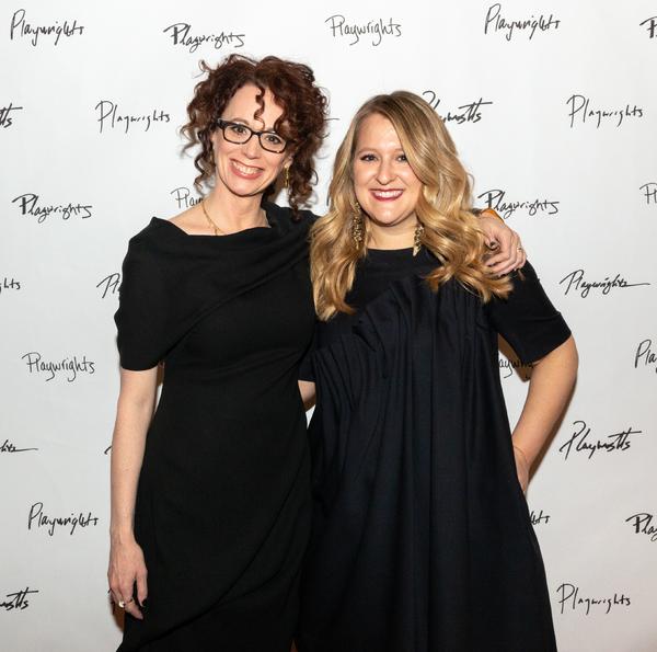 Rebecca Taichman and Lindsey Ferrentino