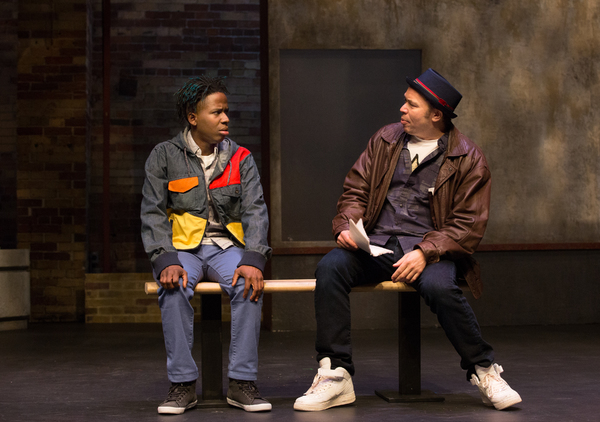 Photo Flash: Young People's Theatre Presents The World Premiere Of RISKY PHIL By Paula Wing
