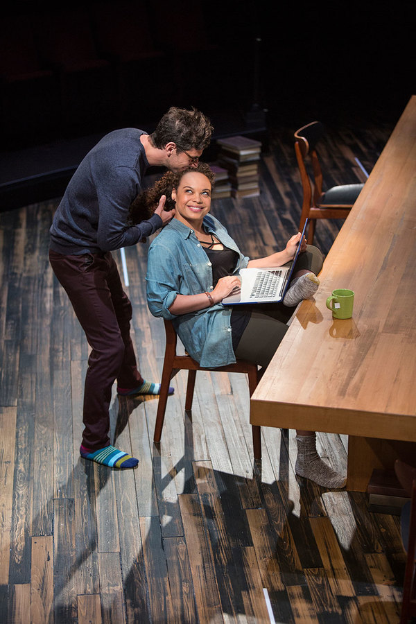 Photo Flash: First Look at THE WANDERERS at The Old Globe