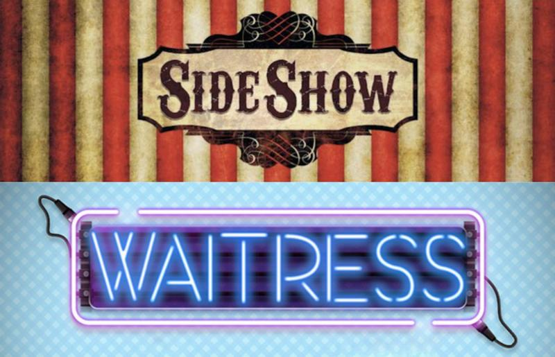 Creative Teams Set for SIDE SHOW & WAITRESS