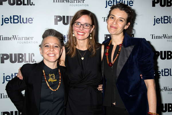 Erin McKeown, Lear deBessonet, Quiara Alegria Hudes