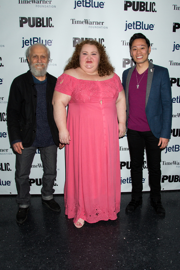 Photo Coverage: The Public Theater Celebrates Opening Night of MISS YOU LIKE HELL
