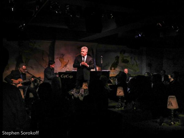 Steve Tyrell, Cafe Carlyle