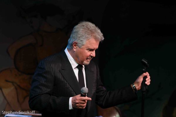 Photo Coverage: Steve Tyrell Honored By Warner Music Group During Opening Night at Cafe Carlyle