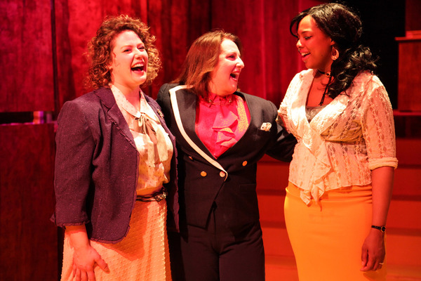 Photo Flash: Firebrand Theatre is Working 9 TO 5