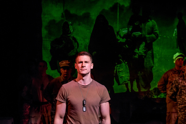 Photo Flash: Griffin Theatre Hosts 10th Anniversary Production of LETTERS HOME