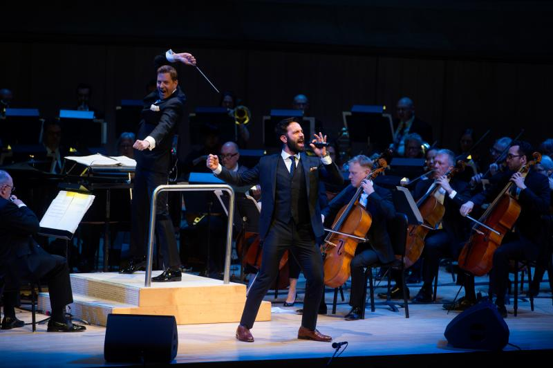 BWW Review: Broadway Stars Shine Bright in TSO's ON BROADWAY