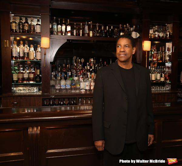 Photo Coverage: Denzel Washington & Company Get Ready for Opening Night of THE ICEMAN COMETH on Broadway!