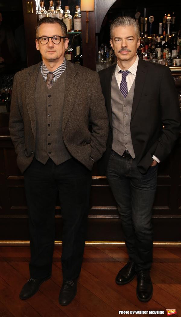Joe Forbich and Thomas Michael Hammond  Photo
