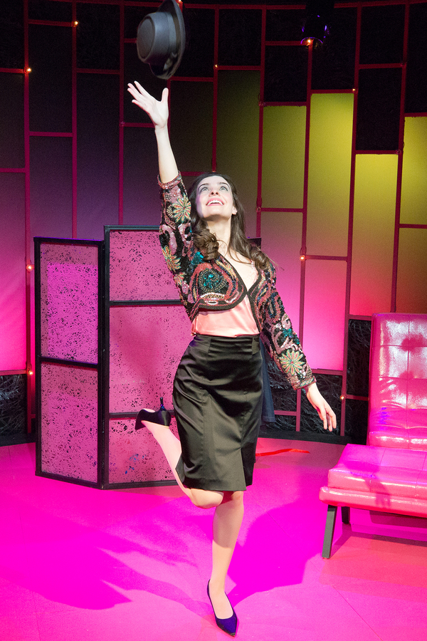 Photo Flash: TELL ME ON A SUNDAY Set to Open at Walnut Theatre