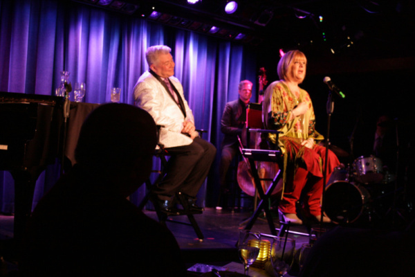 Photo Flash: Richard Skipper Brings an Evening of Life In The Theater to the Beechman