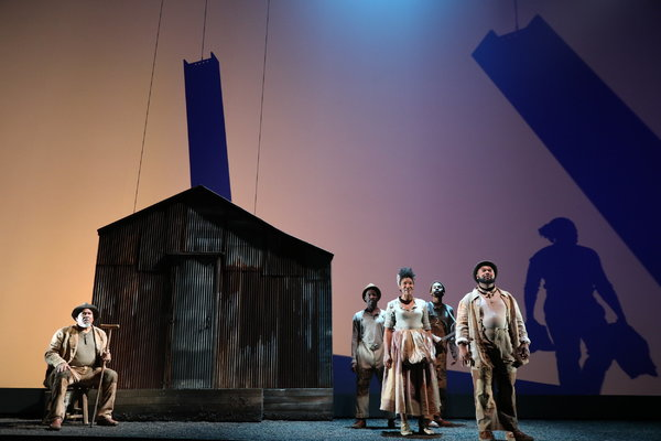 Photos: Suzan-Lori Parks's FATHER COMES HOME FROM THE WARS at American Conservatory Theatre