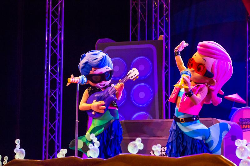 BWW Interview: Kevin Riddagh Talks Bringing BUBBLE GUPPIES LIVE! READY TO ROCK to The Beacon