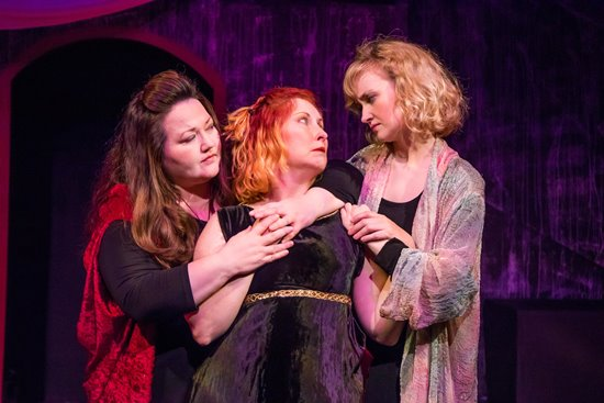 BWW Review: MACBETH. His Story. Her Tragedy. Our Misfortune.