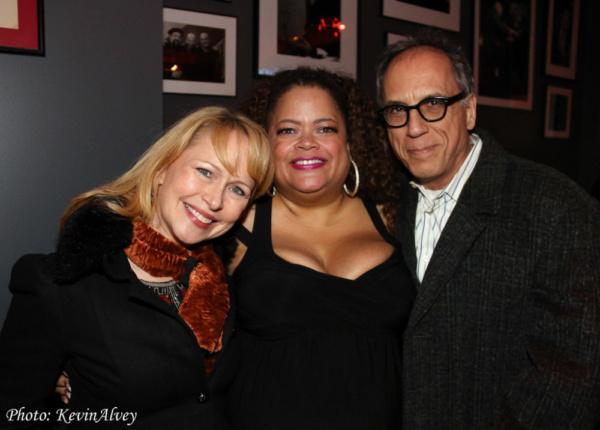 Karen Oberlin, Natalie Douglas, David Hajdu