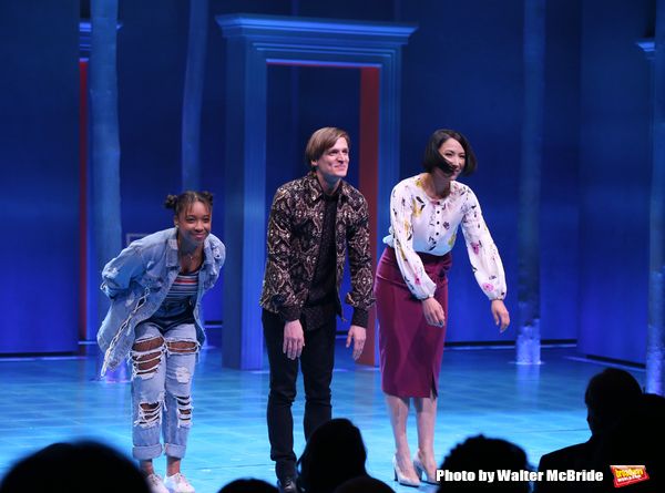 Treshelle Edmond, John McGinty and Julee Cerda