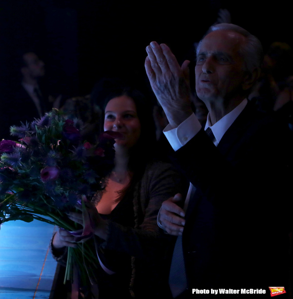 Photo Coverage: CHILDREN OF A LESSER GOD Cast Takes Their Opening Night Bows