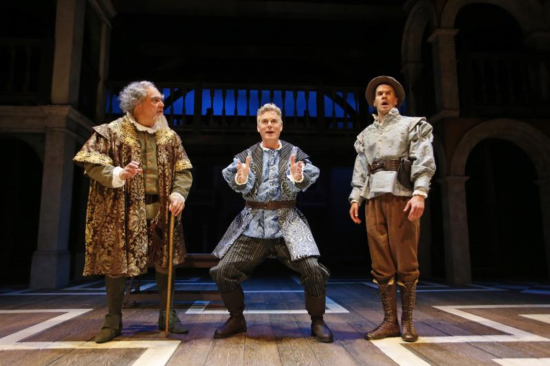 BWW Review: South Coast Repertory Stages World Premiere of SHREW!