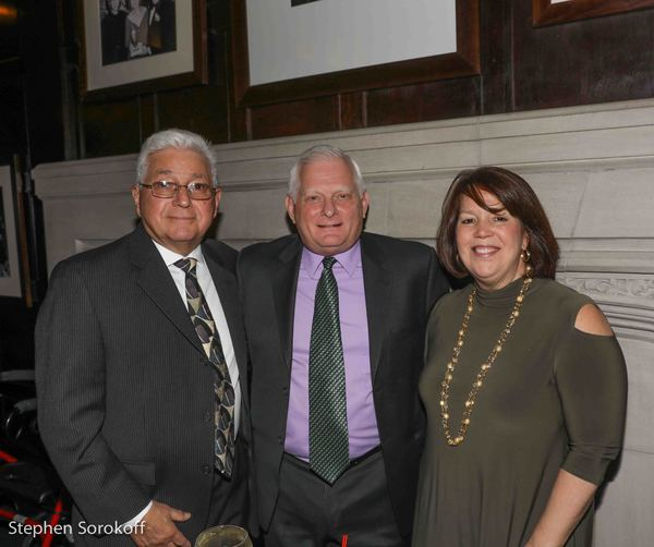 Duffy Violante, Ted Snowdon, Sandra McFarland