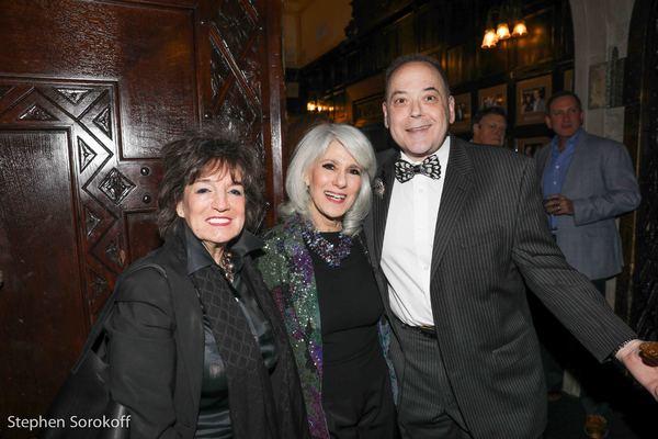 Judy Katz, Jamie deRoy, Ted Seifman