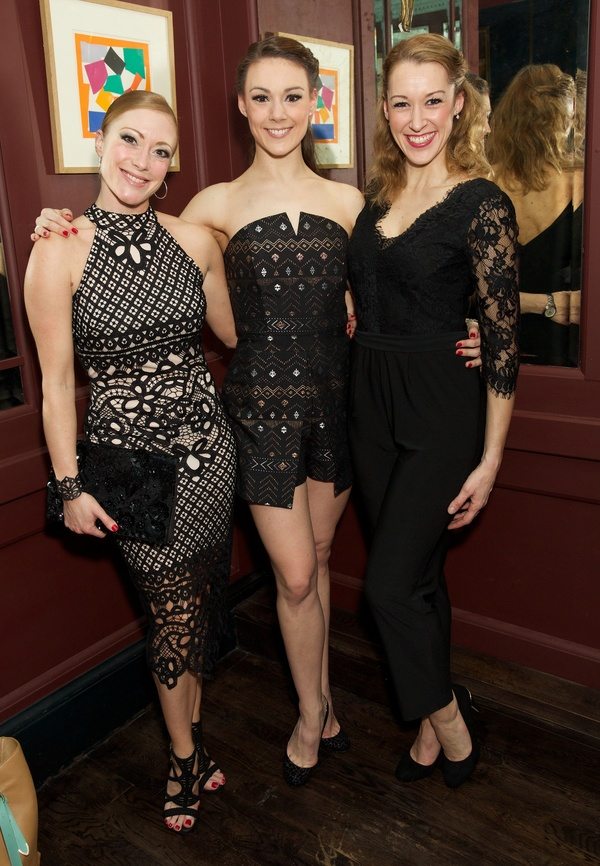 Emma Harris, Natalie Bennyworth & Michelle Antrobus Photo