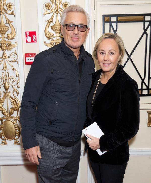 Martin Kemp & Shirlie Holliman Photo