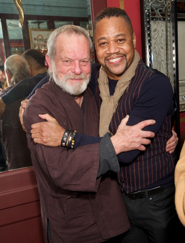 Terry Gilliam & Cuba Gooding Jr