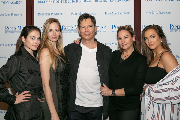 Kate Connick, Charlotte Connick, Harry Connick, Jr., 