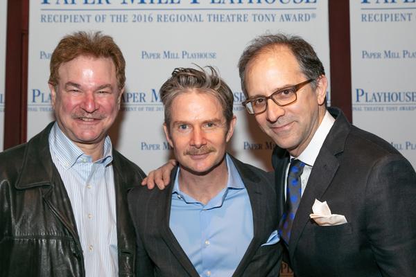 ):  Robert Wuhl, Peter Benson, John Rando